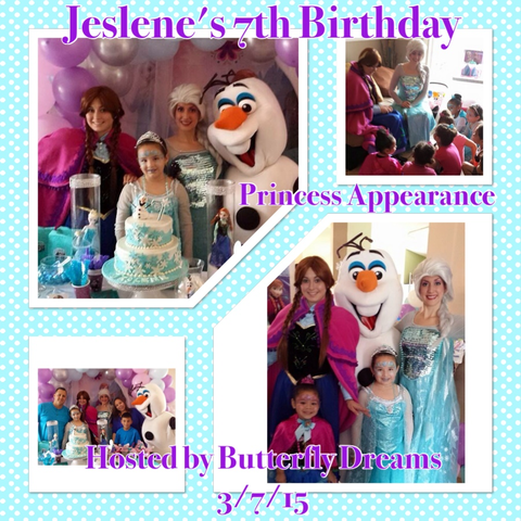 Regina - Kissimmee | Princess Appearance