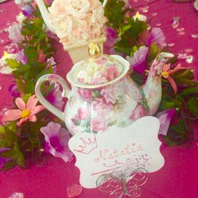 Glamour Girl Tea Party