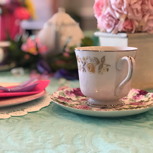 Mommy & Me Tea Party