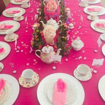 SPARKLE-icious Glam Tea Party