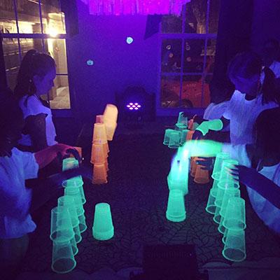 Glow-tastic Visit (B)