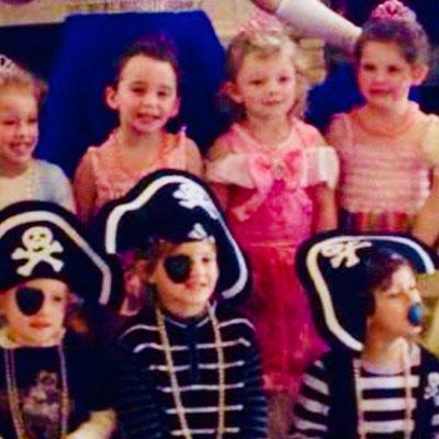 Pirate & Princess Party